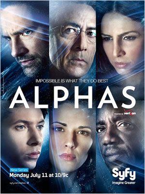 Série - Alphas 19753420