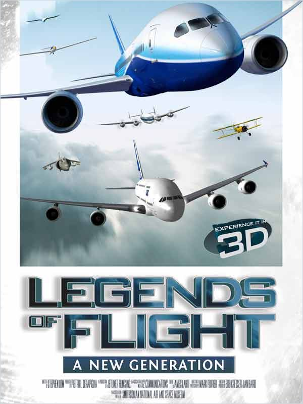 Legends of Flight | Megaupload | Blu-Ray 3D | 2010