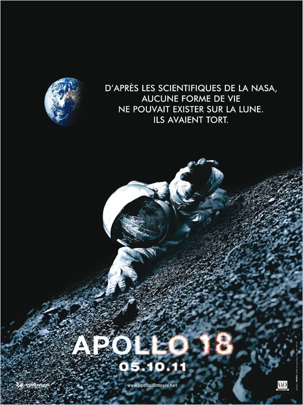 Apollo 18 | Multi | R5 MD | 2011 | Exclue