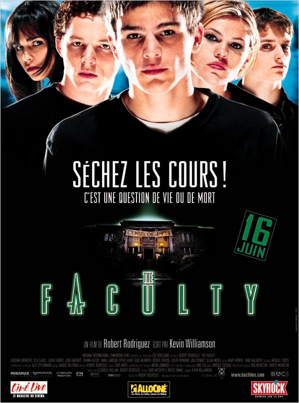 [RG] The Faculty [FRENCH][DVDRIP]
