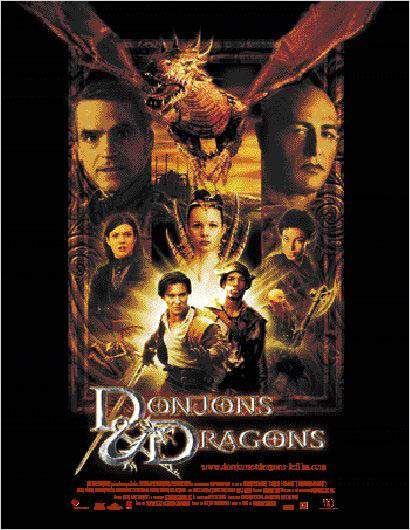 [RG] Donjons & dragons [DVDRIP]