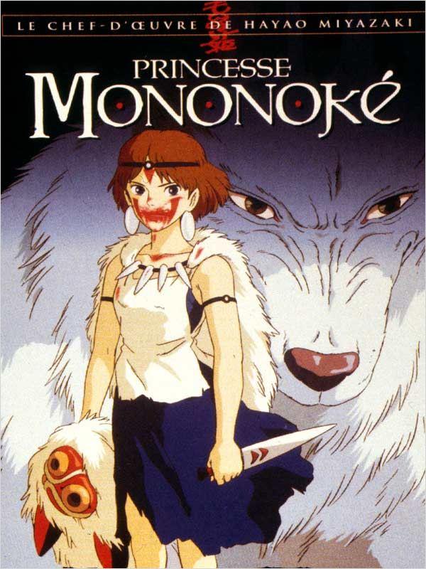 Princesse Mononoké ddl
