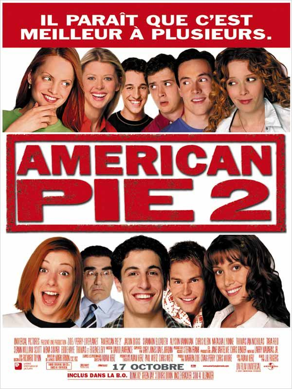 American Pie 2  | DVDRiP | FRENCH | UL