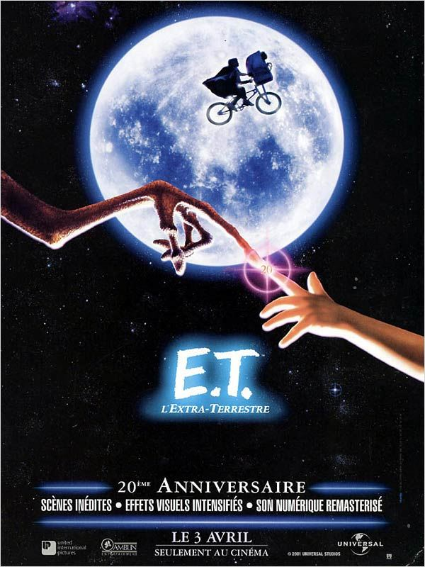 E.T. L'Extra Terrestre - FRENCH BDRIP AC3 HuSh [MULTI]