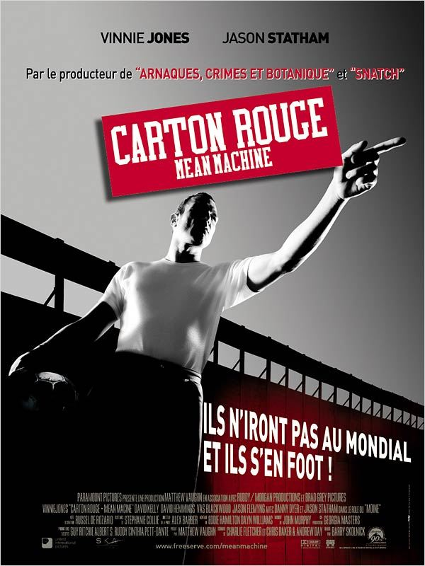 [RG] Carton rouge - Mean Machine [FRENCH][DVDRIP]
