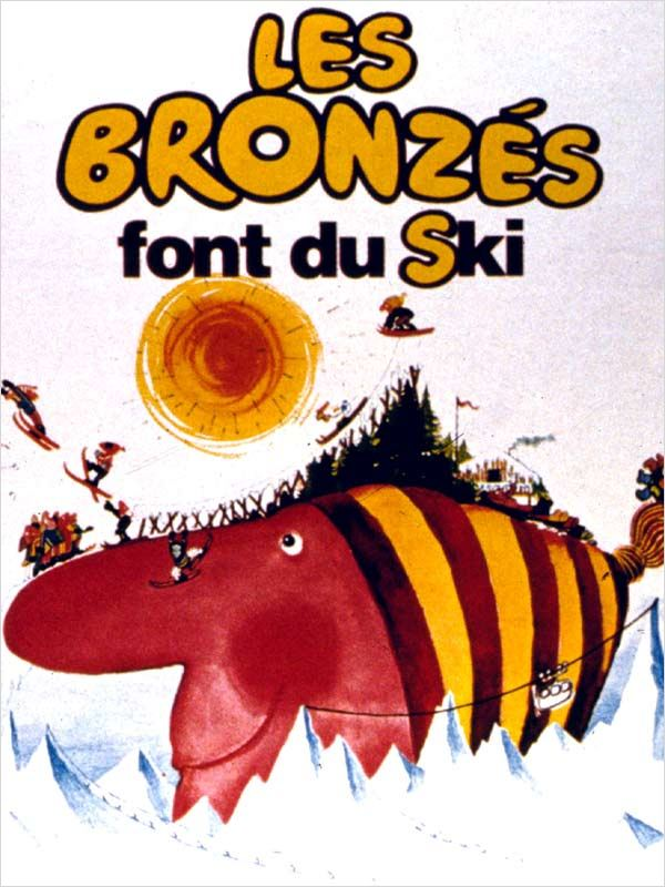 Les Bronzés font du ski ddl
