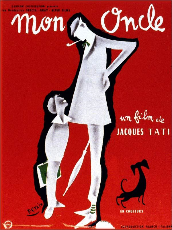 Mon oncle [Bluray 720p]