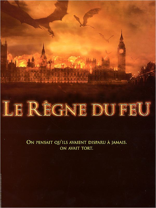 Le Règne du feu [AC3 FRENCH] [BDRiP] [MULTI]