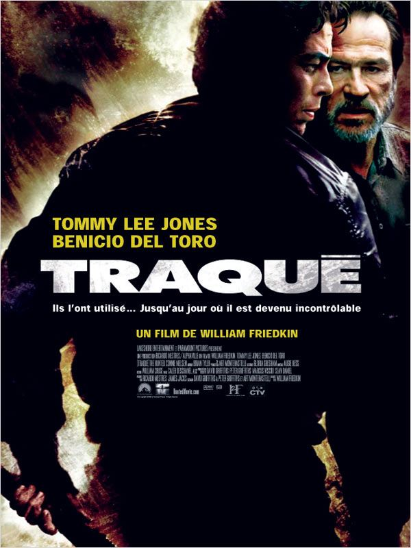 Traqué | DVDRiP | MULTI | FRENCH