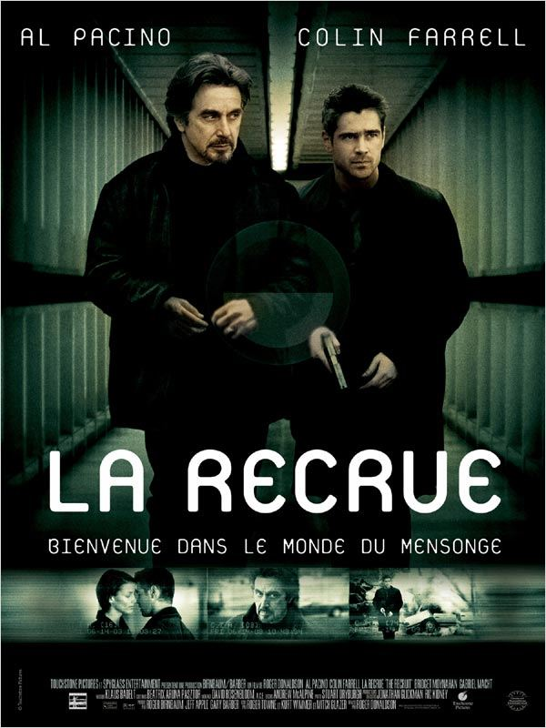 La Recrue | DVDRiP | MULTI | FRENCH | AC3