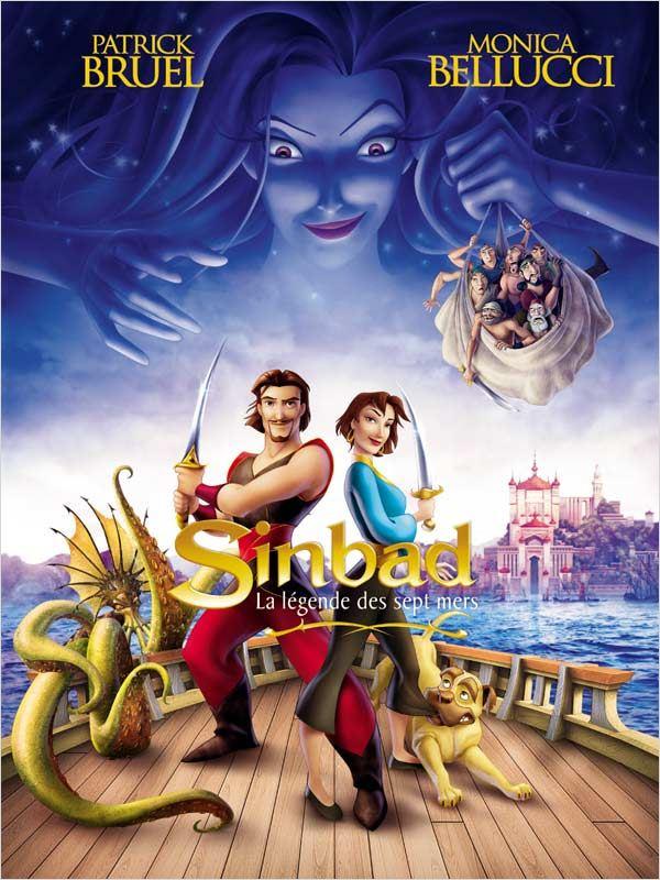 [DF] Sinbad - la légende des sept mers [DVDRiP]
