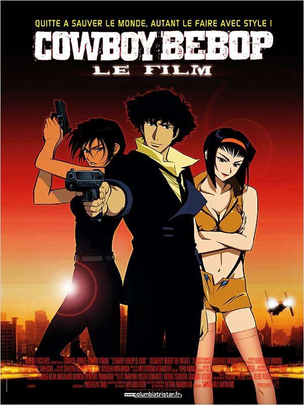 Cowboy Bebop Le Film [MULTI][DVDRiP]