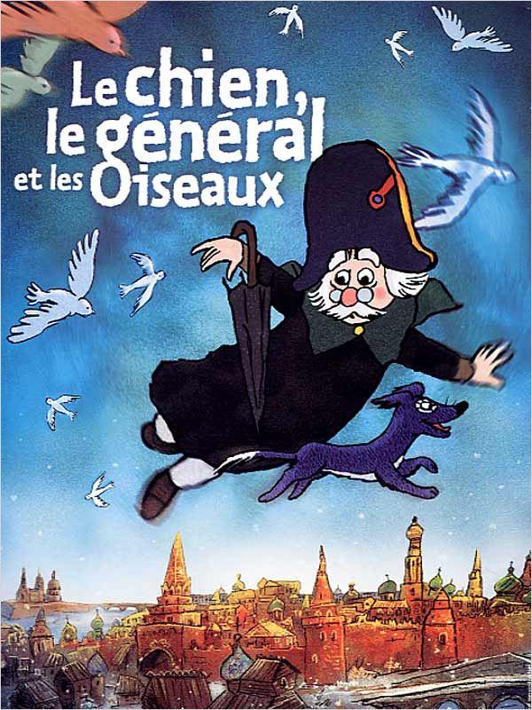 [DF] Le Chien, le général et les oiseaux [DVDRiP]