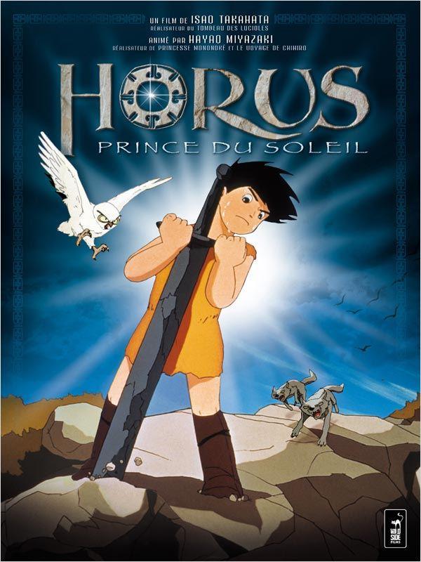 Horus, Prince du Soleil [MULTI]
