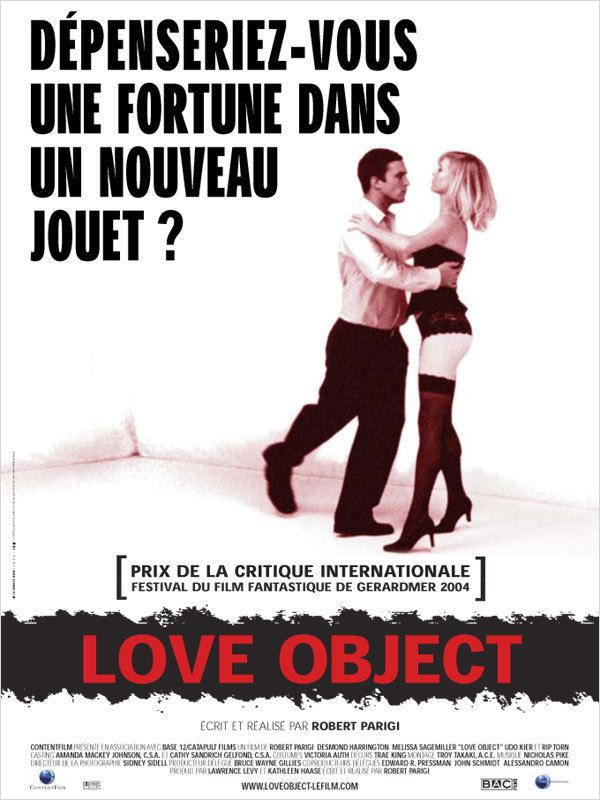 Love object [DVDRiP l FRENCH][DF]