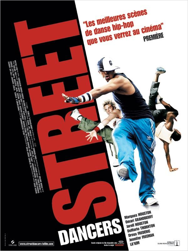 Street dancers [DVDRiP l FRENCH][MULTI]