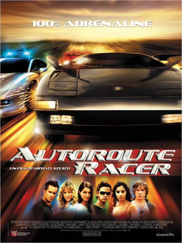 Autoroute racer [2004][DVDRiP]