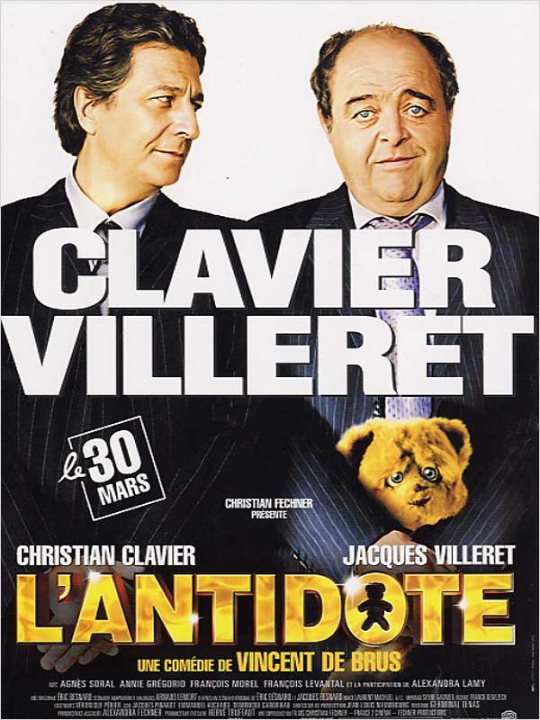 L'Antidote [DVDRiP] [FRENCH] [MULTI]