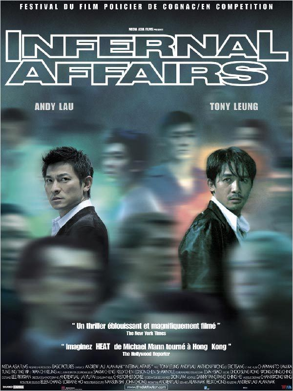 Infernal affairs [FRENCH] [HDRIP] [UL-DF] (1CD+AC3)