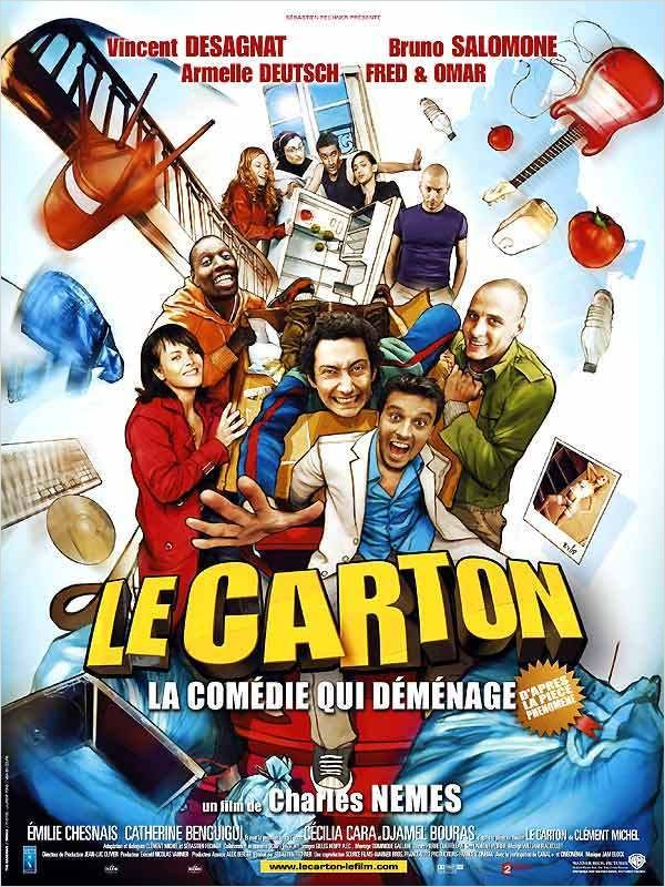 [DF] Le Carton [TRUEFRENCH] [DVDRIP]