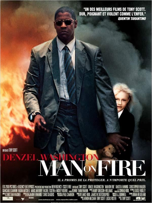 Man on Fire [DVDRiP]