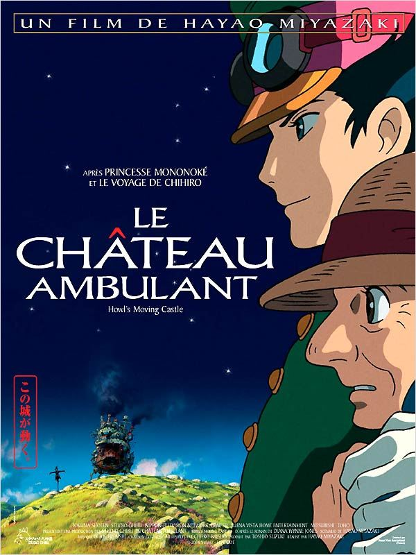 Le Château Ambulant [MULTI]