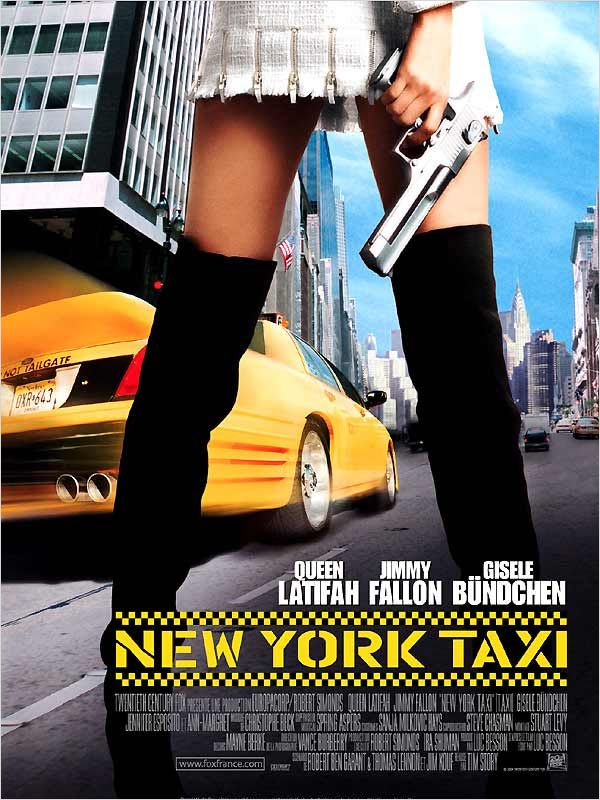 New York taxi | DVDRiP | MULTI | TRUEFRENCH