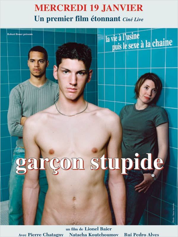 Garçon stupide [FRENCH] [DVDRIP] [UL]