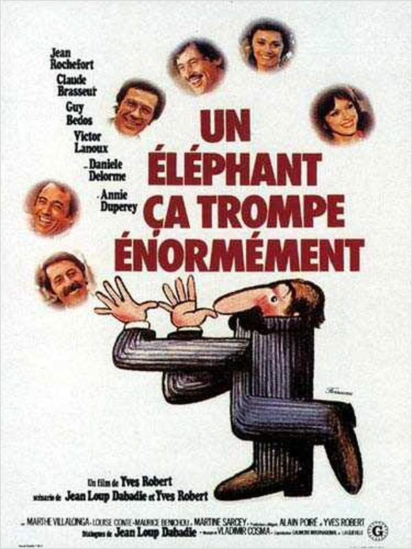 Un.Elephant.Ca.Trompe.Enormement.FRENCH.DVDRiP.XViD-HuSh [TB]