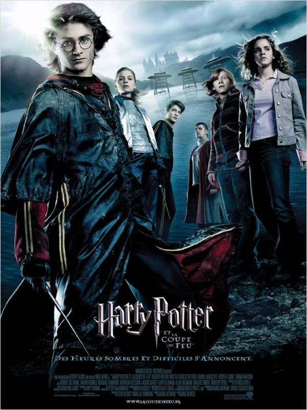 Harry Potter et la Coupe de Feu | DVDRiP | FRENCH | 2CD | UL