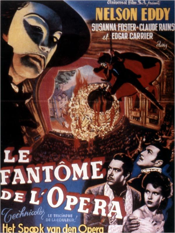 [MULTI] Le Fantôme de l'Opéra (1943) FRENCH BRRIP