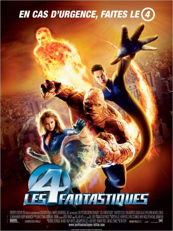 Les 4 Fantastiques DVDRiP