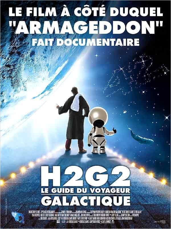 [RG] H2G2 : le guide du voyageur galactique [FRENCH][DVDRIP]