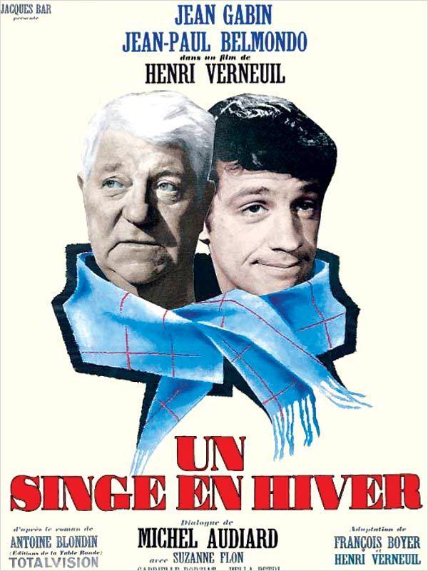 Un.Singe.En.Hiver.FRENCH.DVDRiP.XViD.AC3-HuSh [TB]
