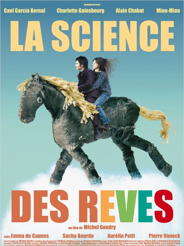 [DF] La Science des rêves [DVDRiP]