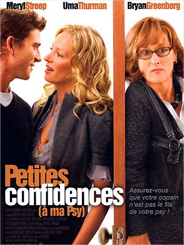 [DF] Petites confidences ( ma psy) [DVDRiP]