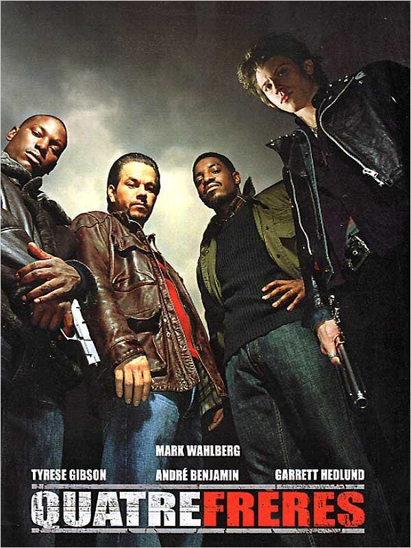Quatre frères [DVDRiP]