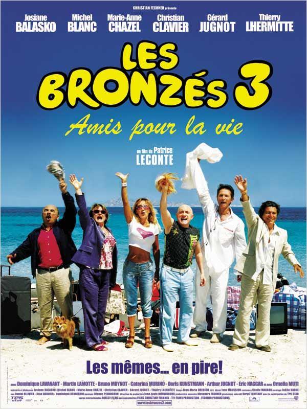 Les Bronzés 3 amis pour la vie ddl