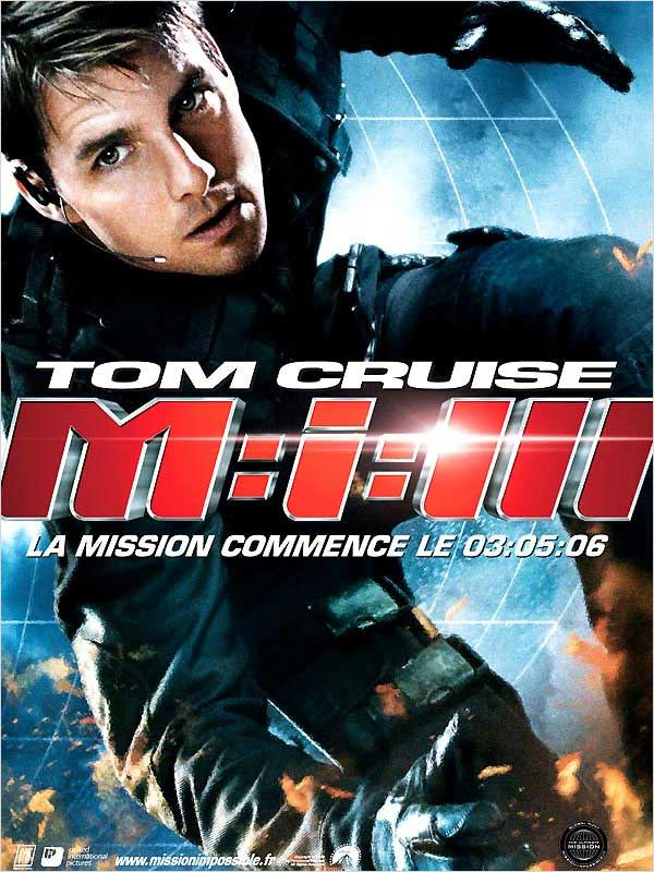 [MULTI] Mission: Impossible III [DVDRiP]
