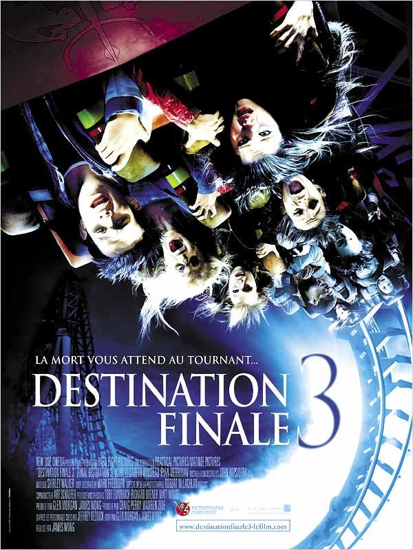 Destination finale 3 Megaupload
