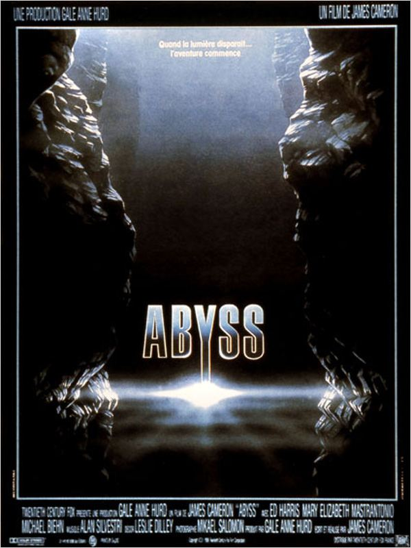 Abyss Special Edition 1989 French Dvdrip Xvid Ac3-Hush