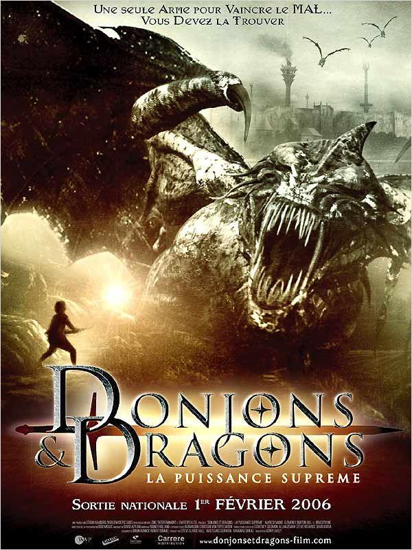 [RG] Donjons & dragons, la puissance suprême [DVDRIP]