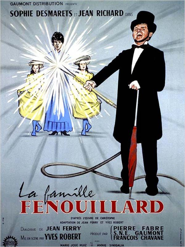 La Famille Fenouillard 1960 FRENCH DVDRIP [MULTI]