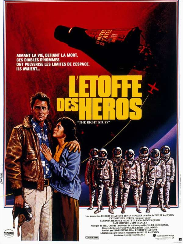 [MULTI] L'Etoffe des héros [DVD-R-PAL][FRENCH]