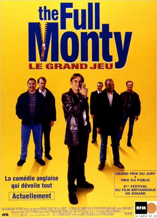 [MULTI] Full Monty / Le Grand jeu [DVDRiP]