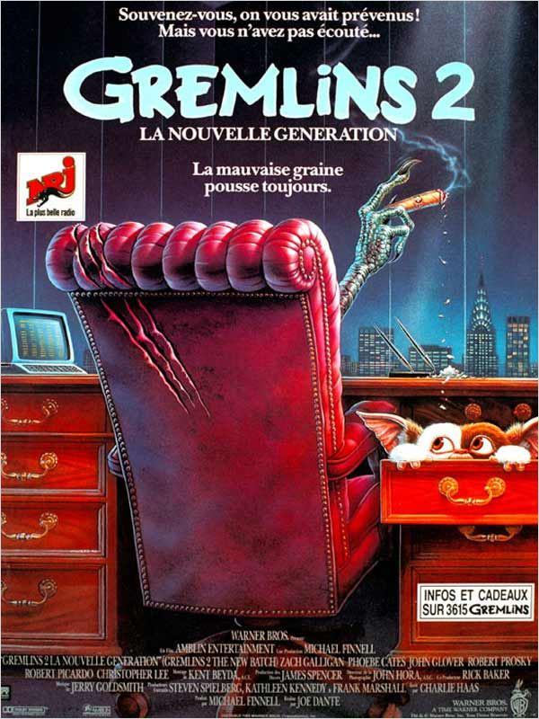 [MULTI] Gremlins 2, La Nouvelle Génération [TRUEFRENCH] [DVDRiP]