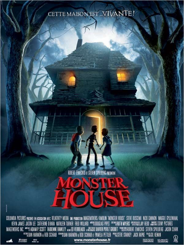 [DF] Monster House [DVDRiP]
