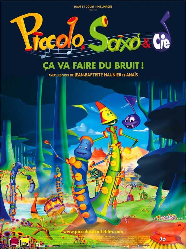 [DF] Piccolo, Saxo et Cie [DVDRiP]