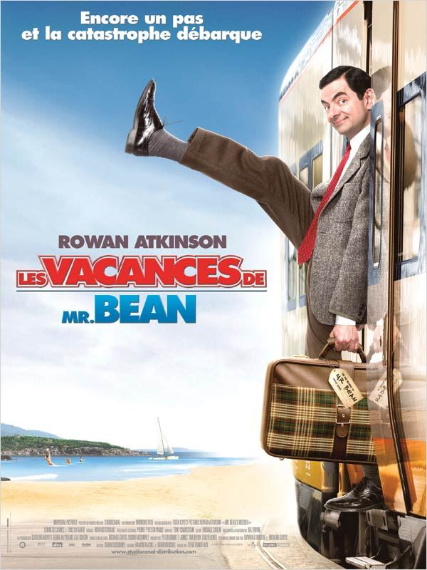 [MULTI] Les Vacances de Mr. Bean [DVDRiP]