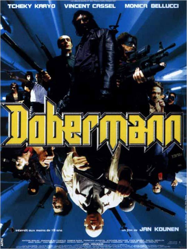 Download Movie Dobermann [DVDRiP]